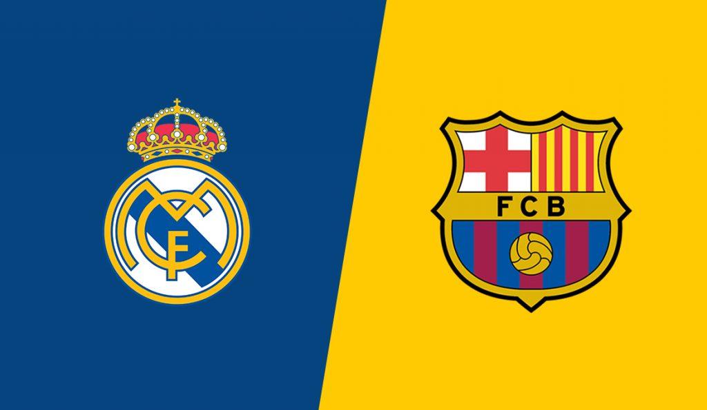 Soi kèo bóng đá Real Madrid vs Barcelona - La Liga - 02/03/2020